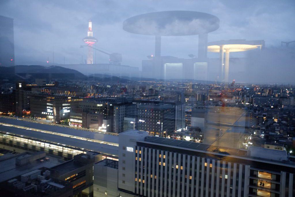 ดาดฟ้า สถานีเกียวโต