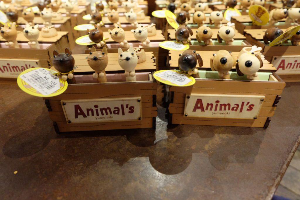 กล่องดนตรีน้องหมา น้องแมว พิพิธภัณฑ์กล่องดนตรี Otaru Music Box Museum ฮอกไกโด