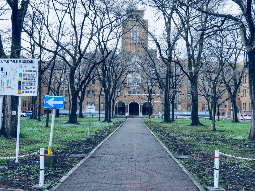 พาเที่ยวมหาวิทยาลัยฮอกไกโด Hokkaido University