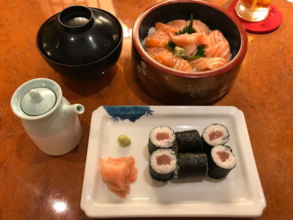 Kizuna ร้านอาหารญี่ปุ่นใน Japanese Town