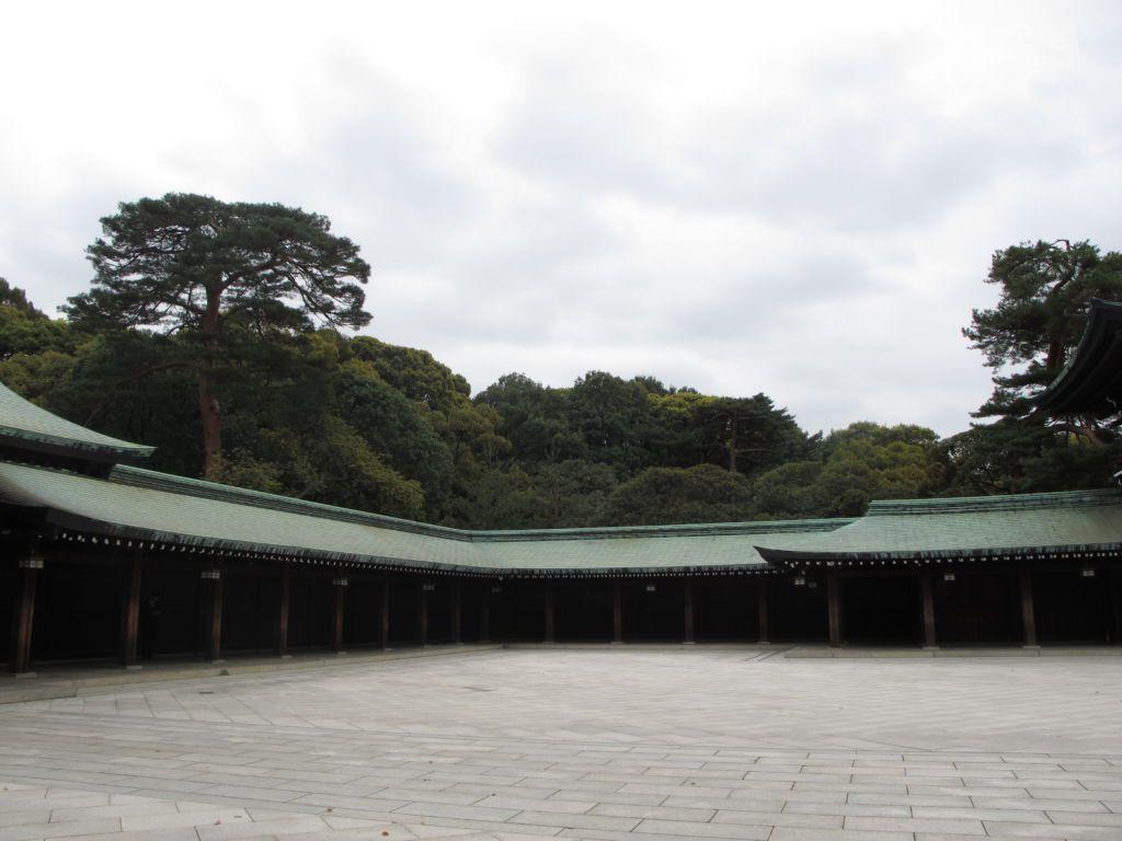 วัดเมจิ ย่านฮาราจูกุ โตเกียว
