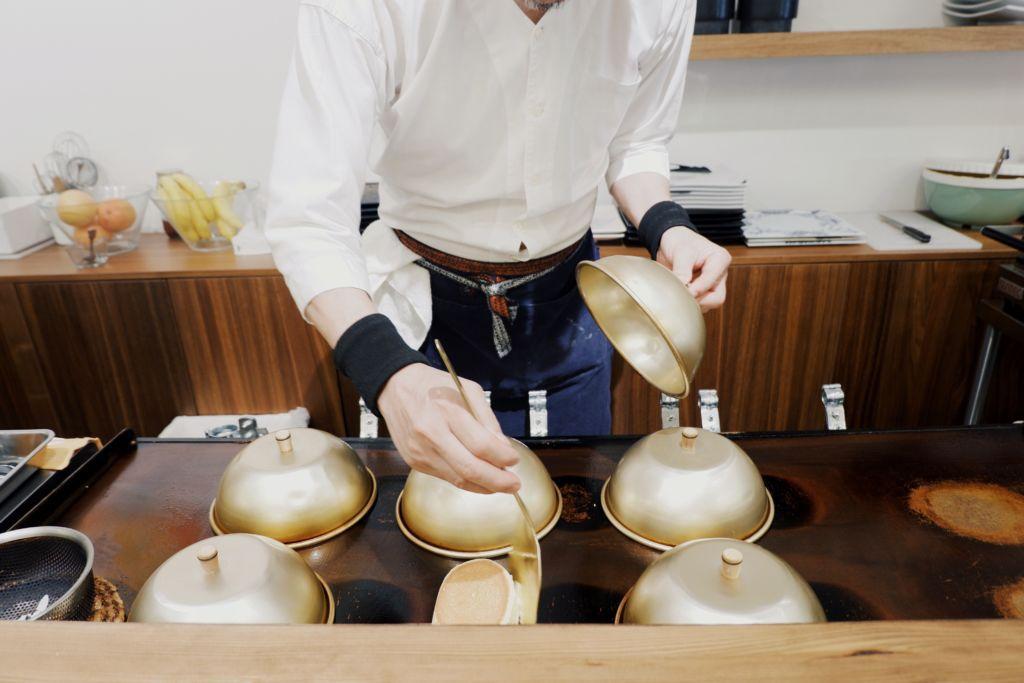 ร้านแพนเค้กฟู Benitsuru Asakusa Tokyo