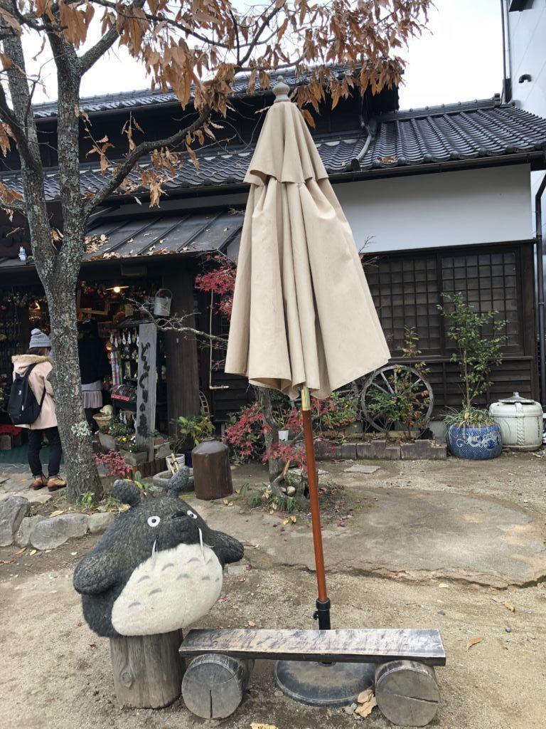 Totoro Ghibli House เมืองยูฟุอิน (Yufuin)