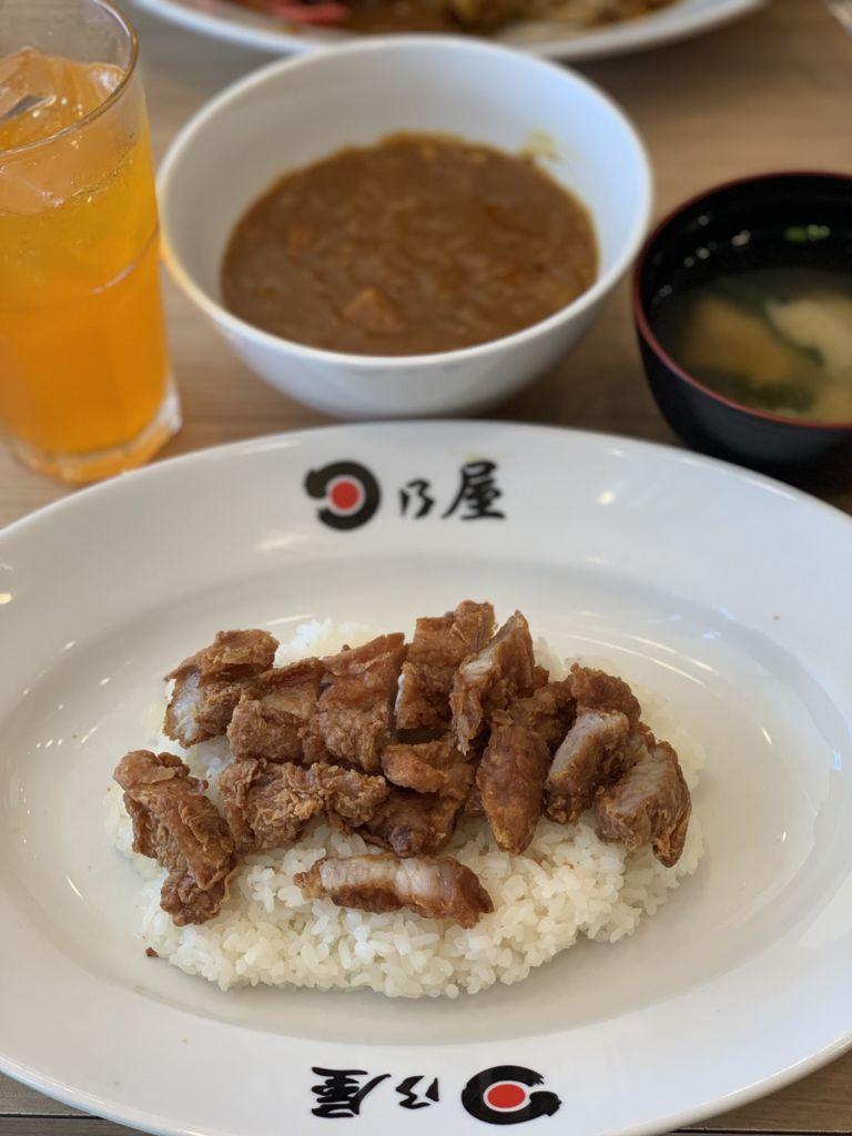 ข้าวแกงกะหรี่หมูสามชั้น ร้าน Hinoya Curry