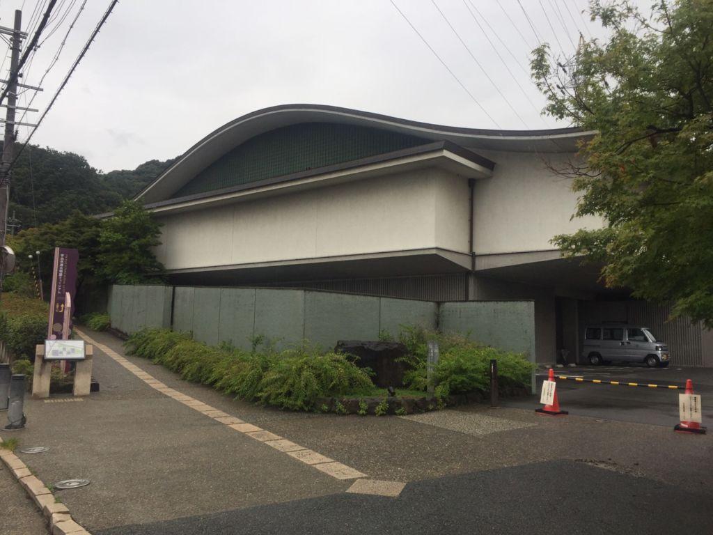 พิพิธภัณฑ์ของนวนิยายเก็นจิ เมืองอุจิ เกียวโต