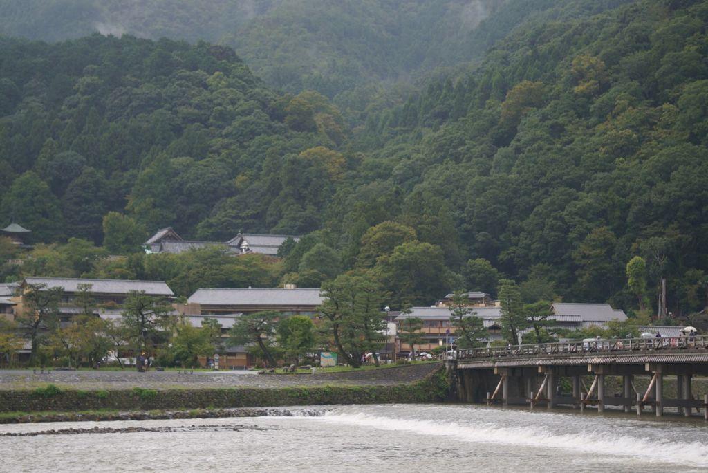 เมืองอาราชิยาม่า เกียวโต