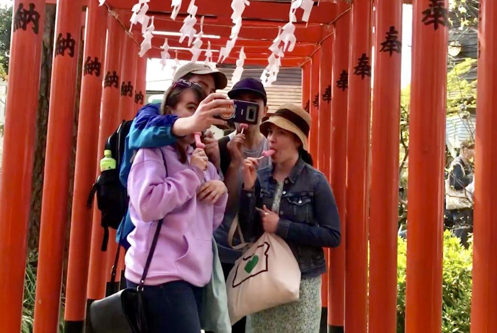 ศาลเจ้าปลัดขิก Kanayama jinja shrine
