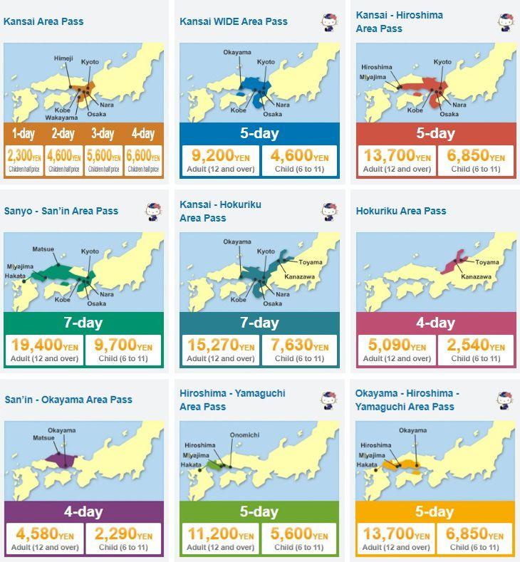 ญี่ปุ่นขึ้นภาษี ส่งผล JR Pass ปรับขึ้นราคา