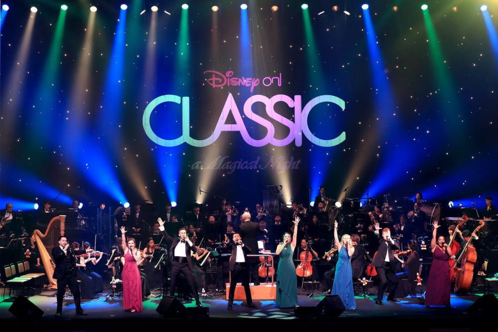 """Disney on Classic a Magical Night 2019"""