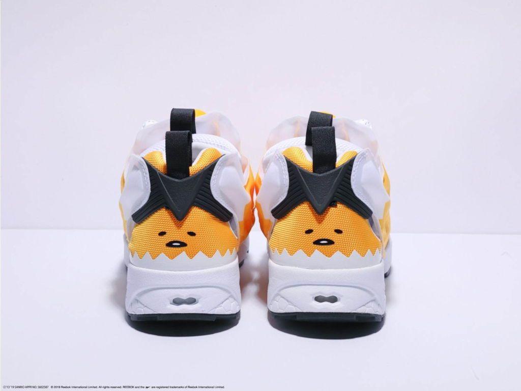 รองเท้าผ้าใบ Reebok วางจำหน่ายคอลเลคชั่นสุดพิเศษ Hello Kitty x Gudetama