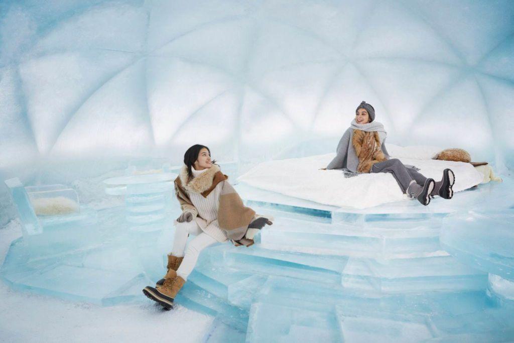 Hoshino Resort Tomamu Hokkaido