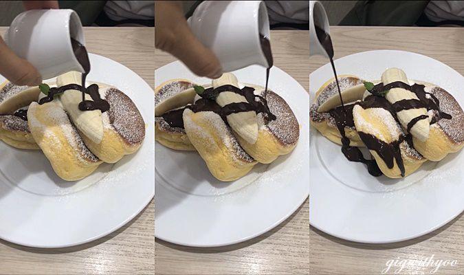 แพนเค้กฟู ร้าน A happy pancake สาขา Ikebukuro
