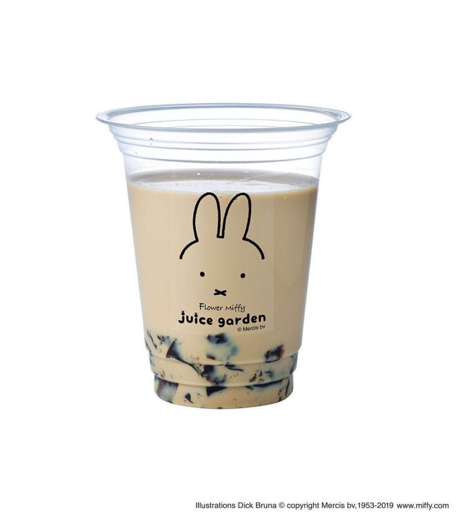 Flower Miffy โอซาก้า จัดเมนูเครื่องดื่มมิฟฟี่สุดคิวท์เป็นครั้งแรก