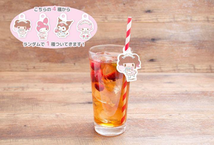 """คาเฟ่ """"Nanaka Suwa ♡ My Melody Cafe"""" ที่อิเคะบุคุโระ"""