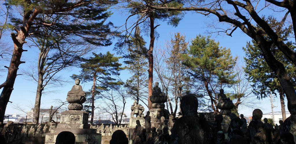 วัดคิตะอิน (Kitain Temple) ในเมืองคาวาโกเอะ (Kawagoe)