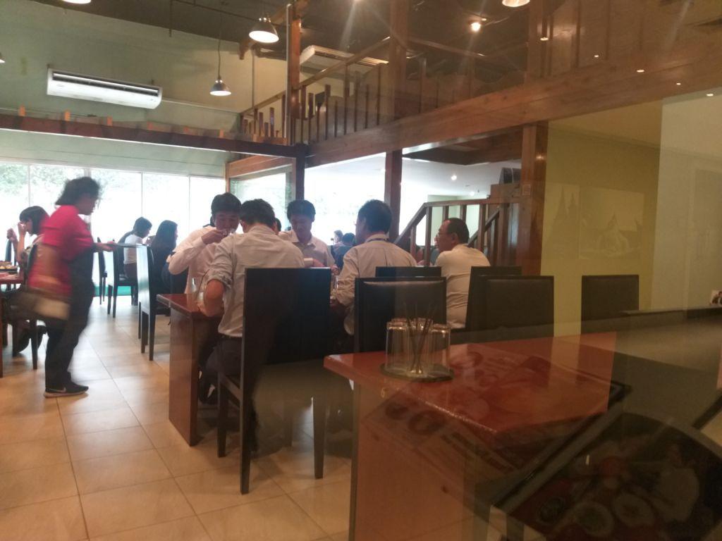 Nanjya Monjya ร้านอาหารญี่ปุ่นในโรงแรม The Ascott Sathorn
