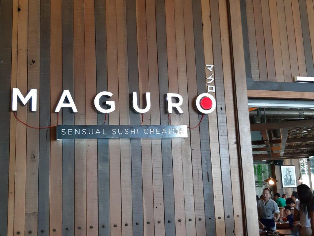 ซาชิมิร้านMaguro ร้านอาหารญี่ปุ่นที่เมกาบางนา (Mega Bangna)