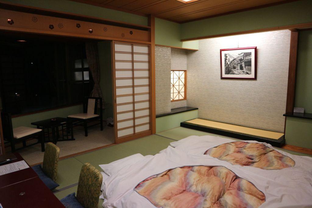 เรียวกัง โรงแรมที่มีกลิ่นอายญี่ปุ่นโบราณ