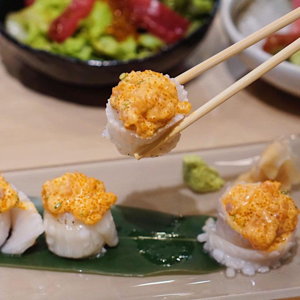 Matsu Foie Gras Don ที่ Shiso Homu ร้านอาหารญี่ปุ่นย่านรามอินทรา
