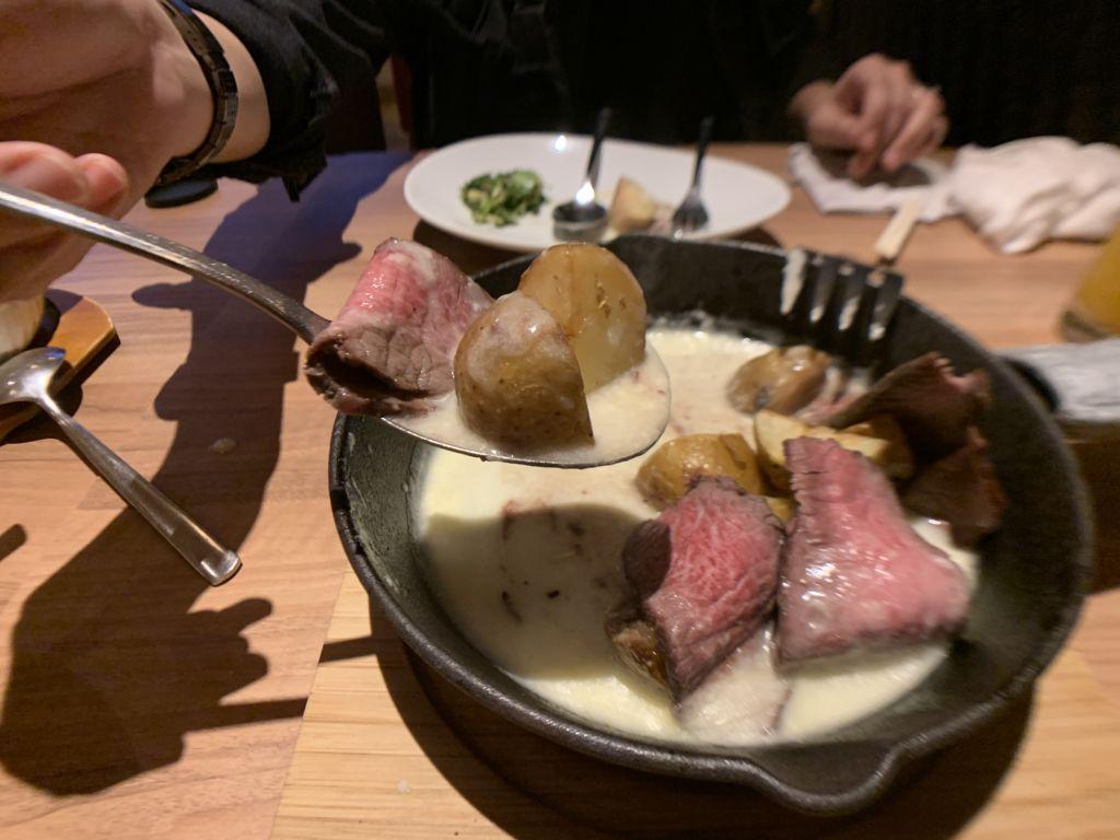 Roast Beef ORGALI ร้านดังกับอาหารอิตาเลียนสไตล์ญี่ปุ่น เมืองซัปโปโร