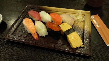 ร้านอาหารใน Odaiba Oedo Onsen Monogatari โอไดบะ โตเกียว