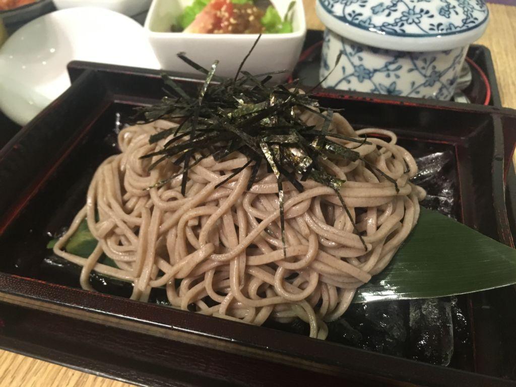 ซารุ โซบะ FUMi Japanese Cuisine ร้านอาหารญี่ปุ่นสไตล์ออริจินัลและฟิวชั่น