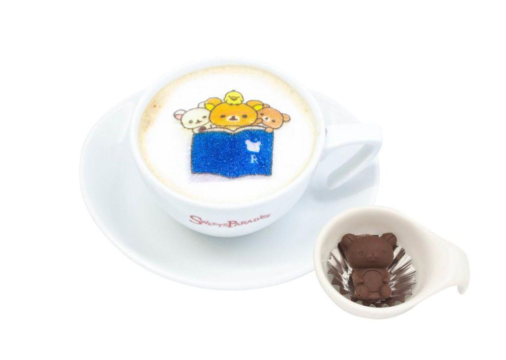 """พบกับ!! คาเฟ่สุดคิ้วท์ ที่สาวๆ จะต้องอินสุดๆ กับ """"Rilakkuma Book Café"""""""