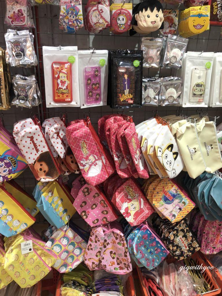 ร้าน 390Thank Youmart ทุกชิ้นราคา 390 เยน ย่าน Osu ใน Nagoya