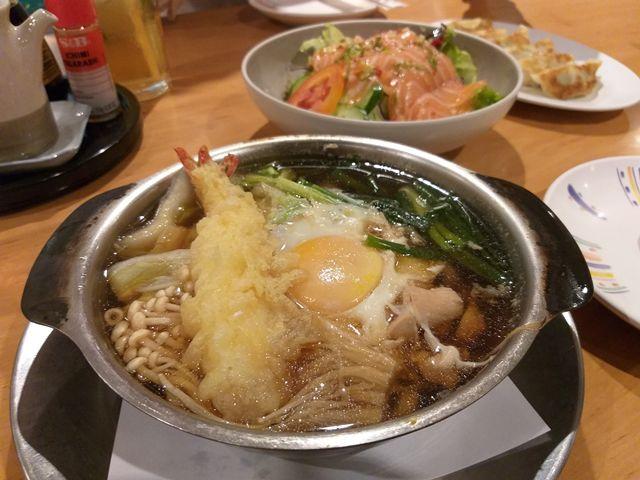 อูด้งรวมมิตร The Japan Restaurant อาคารสาทรธานี