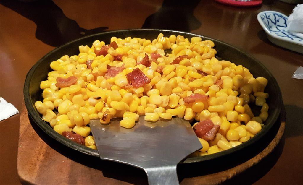 Corn Butter ร้านโอโคโนมิยากิ เฉยเฉย (choichoi) BTS พร้อมพงษ์