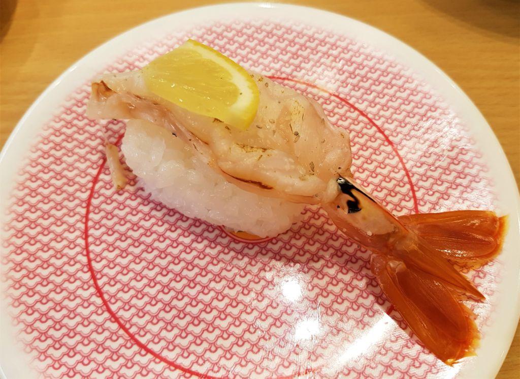 ร้านกัปปะซูชิ (Kappa sushi) ซูชิร้อยเยนในญี่ปุ่น