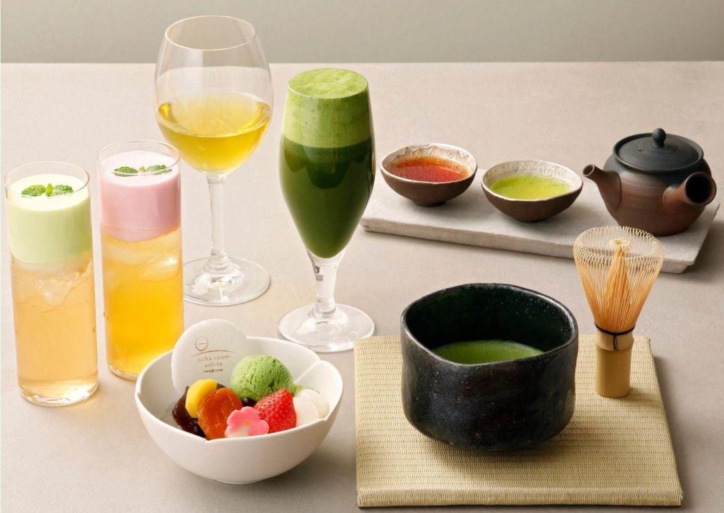 """ร้านชาแนวใหม่ เอาใจคนชอบชา ITO EN ร้าน """"Ocha Room Ashita Itoen"""" ในชิบุยะ"""