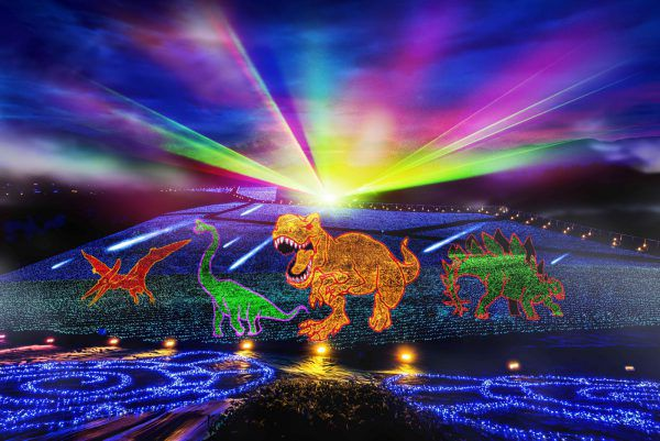 10 สุดยอดงานประดับไฟ illumination ทั่วญี่ปุ่น 2019-2020