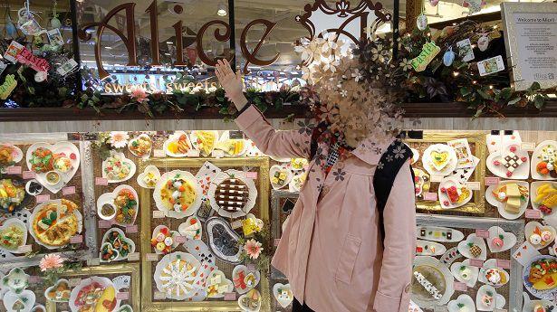 บุฟเฟต์ของหวาน And sweets! Sweets! buffet! Alice at Sapporo
