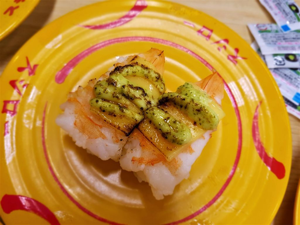 ร้านซูชิโร (Sushiro) ซูชิสายพานราคาร้อยเยนในญี่ปุ่น