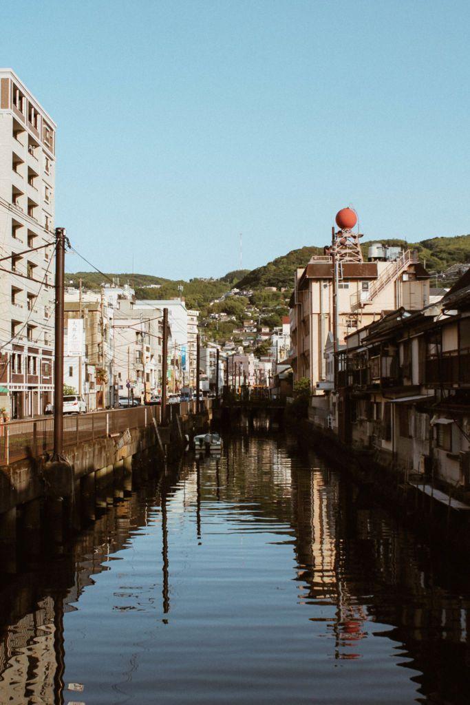 เที่ยวนางาซากิ 1 วัน Dejima เกาะเล็กๆ ในเมือง