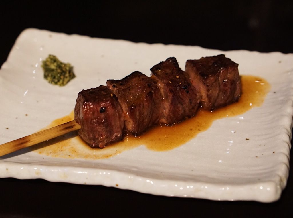 Nikkuu Grill ร้านอาหารฟิวชั่นญี่ปุ่น - อิตาเลียนในย่านทองหล่อ