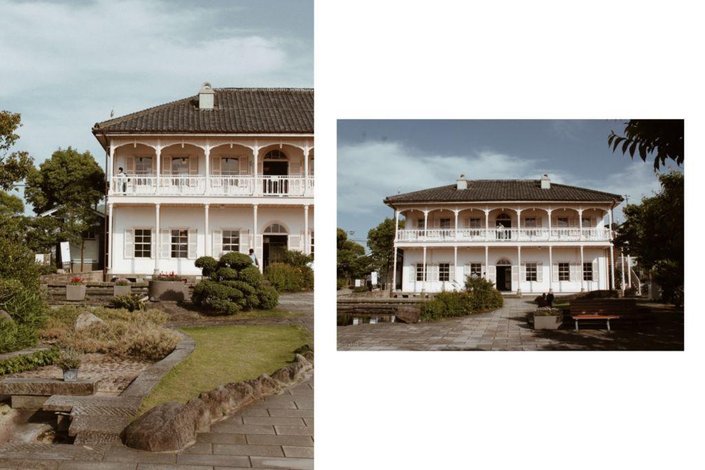 เที่ยวนางาซากิ 1 วัน เที่ยว Glover garden บ้านพักเก่าสไตล์ยุโรปของชาวต่างชาติที่เข้ามาอาศัยอยู่ในนางาซากิ