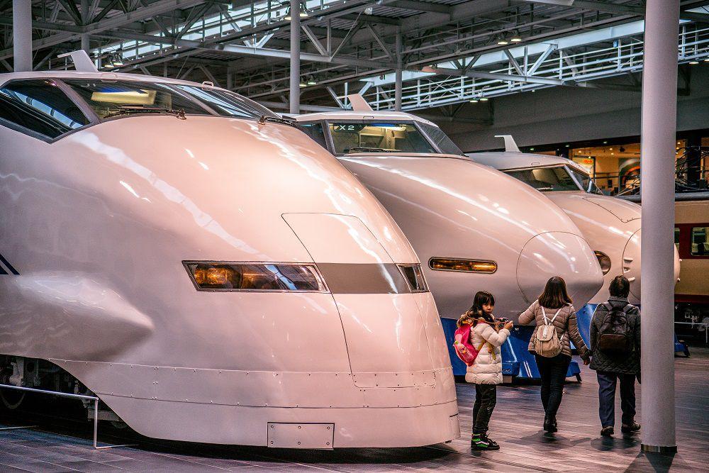 ชมประวัติศาสตร์รถไฟญี่ปุ่น ที่พิพิธภัณฑ์รถไฟนาโกย่า (SCMAGLEV and Railway Park)
