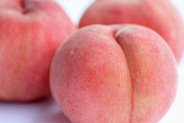 หวานนุ่มและชุ่มฉ่ำไปกับลูกพีช