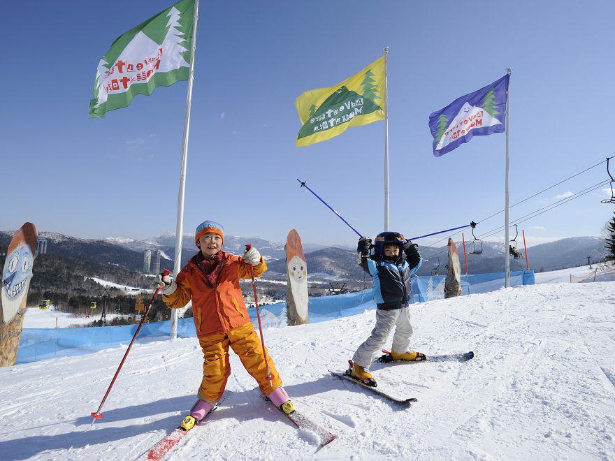 Tomamu Ski Resort