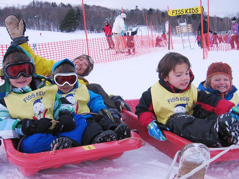 Furano Ski Resort for family