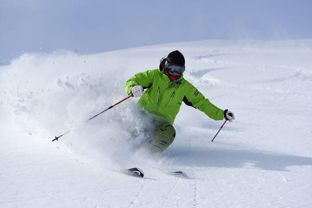 Sahoro Ski Resort