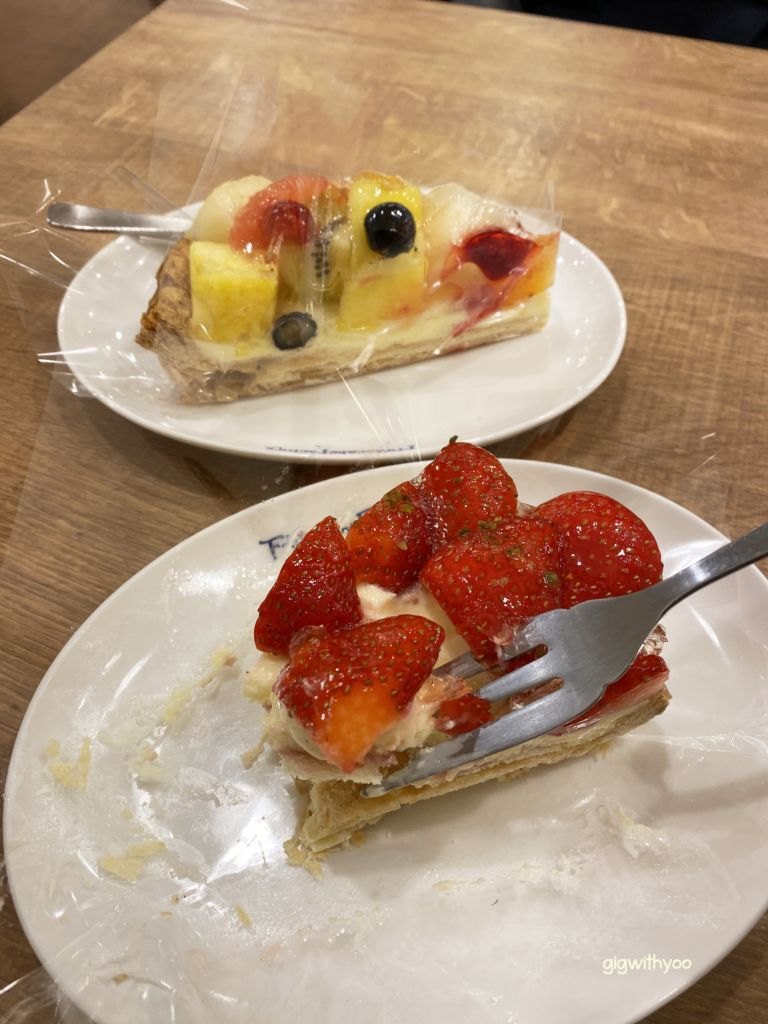 The Fruitscake Factory ทาร์ตผลไม้แสนอร่อยแห่งเมืองซัปโปโร