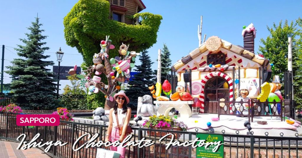 Ishiya Chocolate Factory