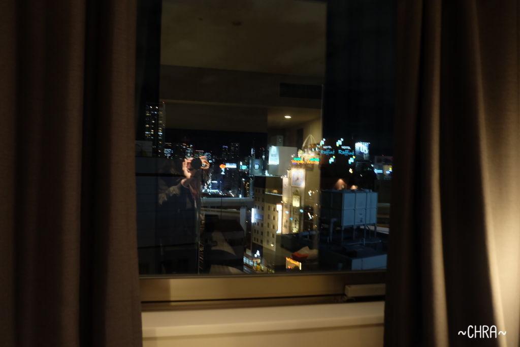 รีวิวโรงแรมทำเลดี ย่านนัมบะ Hotel Gracery Osaka Namba