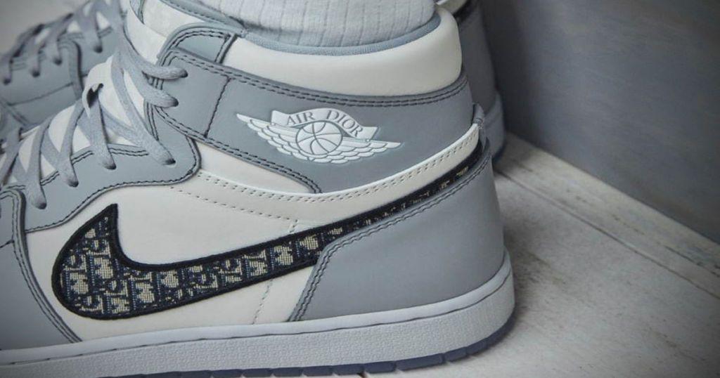 สาวกรองเท้าเตรียมตัวให้พร้อม!! กับการร่วมมือกันครั้งแรกระหว่าง Nike และ Dior