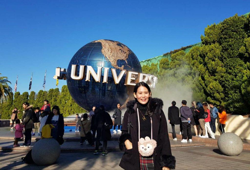 เที่ยวปราสาทฮอกวอตส์ ที่ Universal Studio Japan (USJ)