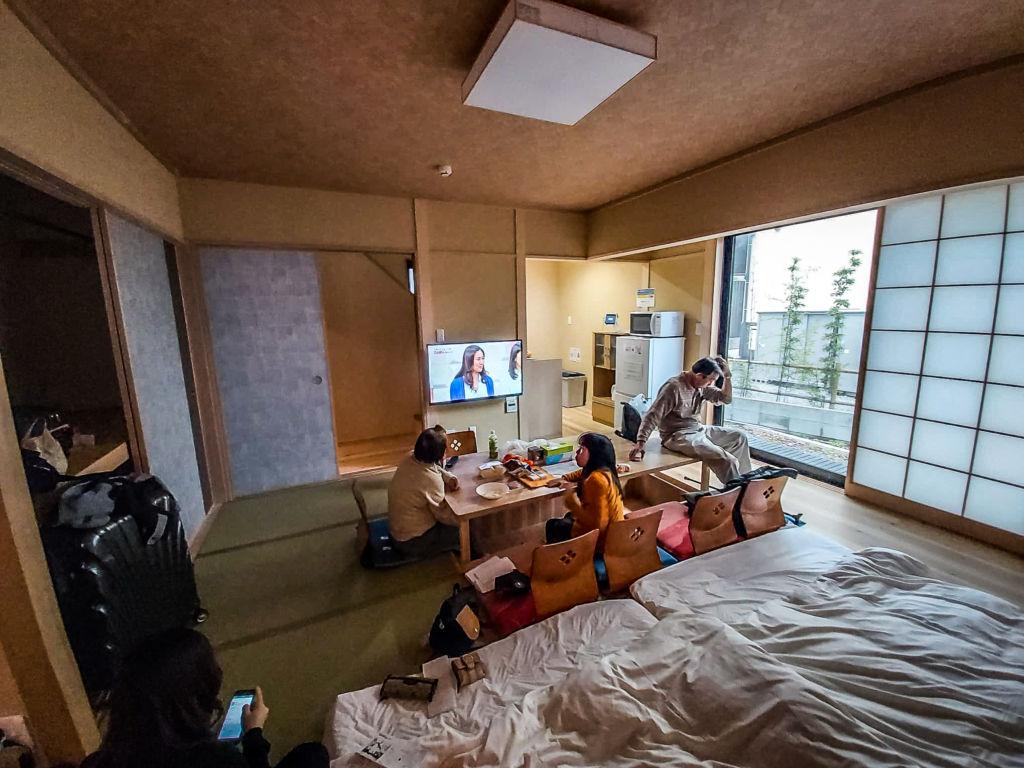 ที่พักเรียวกังYufuin Matsuri-an nagomiya