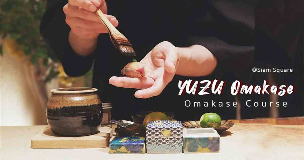 Yuzu-omakase